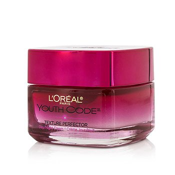 Youth Code Texture Perfector Day/Night Cream - For All Skin Types (Box Slightly Damaged)  48g/1.7oz