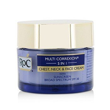 Multi Correxion 5 in 1 Chest, Neck & Face Cream With Sunscreen Broad Spectrum SPF30 50ml/1.7oz
