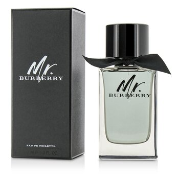 Mr. Burberry Eau De Toilette Spray  150ml/5oz