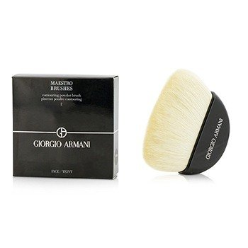 Giorgio Armani Maestro Contouring Powder Brush 2