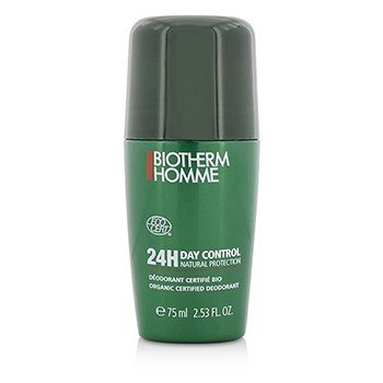 Homme Day Control Natural Protection 24H דאודורנט אורגני  75ml/2.53oz