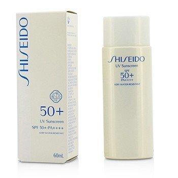 Shiseido UV Protección Solar SPF 50+ PA++++  60ml/2oz