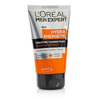 Men Expert Hydra Energetic X Creatine-Taurine Foam 100ml/3.3oz