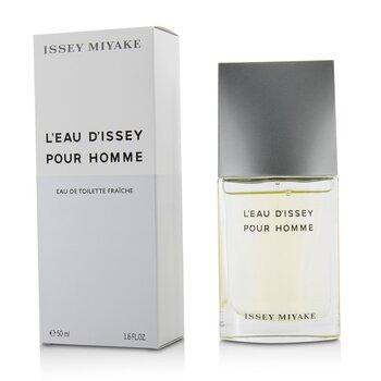 L'Eau D'Issey Pour Homme Eau De Toilette Fraiche Spray  50ml/1.6oz