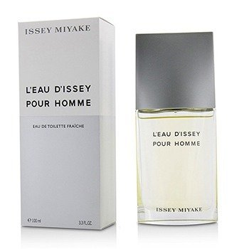 Issey Miyake L'Eau D'Issey Pour Homme Eau De Toilette Fraiche Spray  100ml/3.3oz