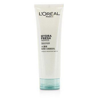 L'Oreal Hydrafresh Genius Espuma Multi Activa  125ml/4.2oz