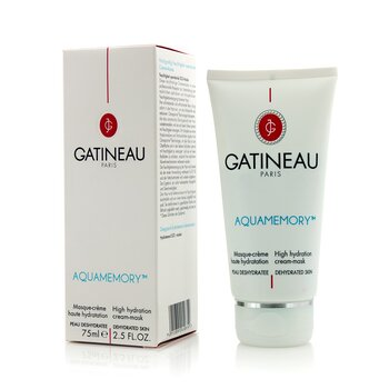 Aquamemory High Hydration Cream-Mask - For Dehydrated Skin  75ml/2.5oz