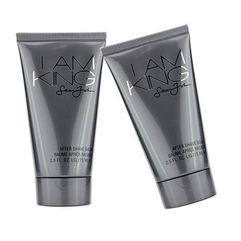 I Am King After Shave Balm Duo Pack (Unboxed)  2x75ml/2.5oz