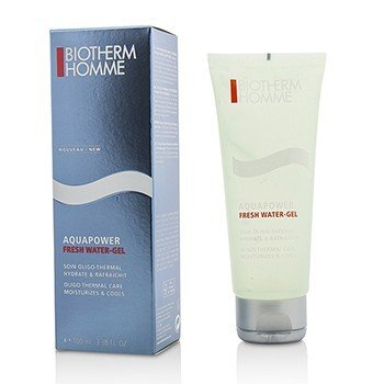 ビオテルム Homme Aquapower Fresh Water-Gel  100ml/3.38oz