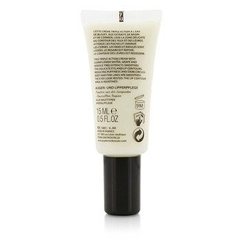 Aromatherapie Eye & Lip Contour Cream - for alle hudtyper  15ml/0.5oz