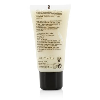 Academie Aromatherapie Shine Control Gel - For Oily Skin 50ml/1.7oz (3 Pack) A.H.C. Hydra Soother Mask Pack of 5
