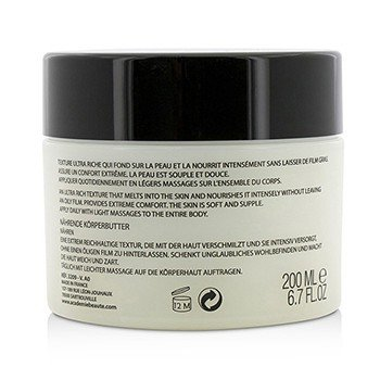 Nourishing Body Butter  200ml/6.7oz