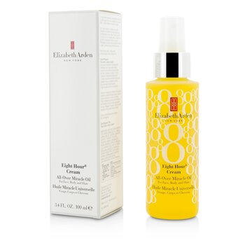 Eight Hour Cream All-Over Miracle Oil - For Face, Body & Hair  100ml/3.4oz