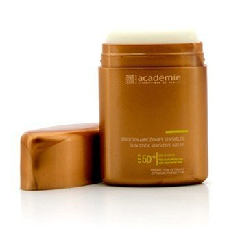 Bronzecran Sun Stick Sensitive Areas SPF 50+ - For Sensitive & Highly Exposed Areas  10ml/0.33oz