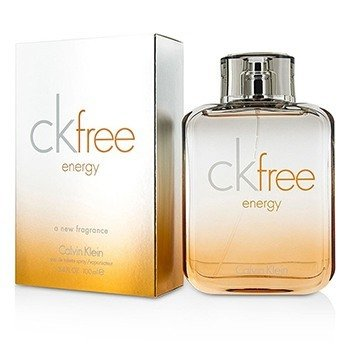 Calvin Klein CK Free Energy Eau De Toilette Spray  100ml/3.4oz