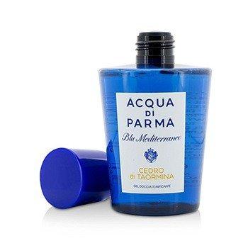 Blu Mediterraneo Cedro Di Taormina Invigorating Shower Gel  200ml/6.7oz