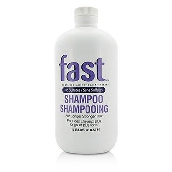 Nisim F.A.S.T Fortified Amino Scalp Therapy No Sulfates Shampoo (For Longer Stronger Hair)  1000ml/33oz