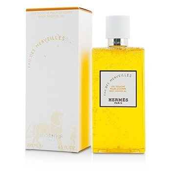 Hermes Eau des Merveilles Body Shower Gel (New Packaging)  200ml/6.5oz