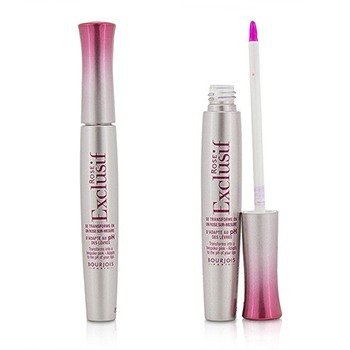 Bourjois Rose Exclusif Lipgloss Duo Pack  2x7.5ml/0.2oz