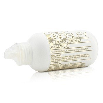 Re-Moisturizing Shampoo - For Coarse Textured, or Very Wavy Curly or Frizzy Hair (Unboxed)  250ml/8.45oz