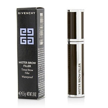 Givenchy Mister Brow Filler Tinted Waterproof Brow Filler - # 01 Brunette  5.5g/0.19oz