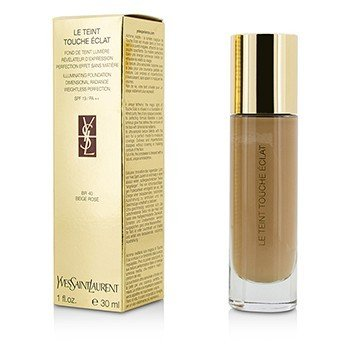 Yves Saint Laurent Le Teint Touche Eclat Illuminating Foundation SPF 19 - # BR40 Beige Rose  30ml/1oz