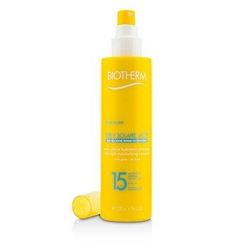 Spray Solaire Lacte Ultra-Light Moisturizing Sun Spray SPF 15  200ml/6.76oz