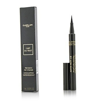 Guerlain Delineador de Ojos de Precisión - # 01 Ultra Black  1ml/0.03oz
