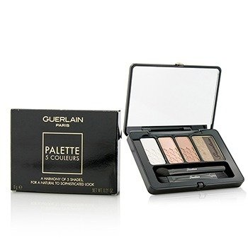 5 Couleurs Eyeshadow Palette  6g/0.21oz