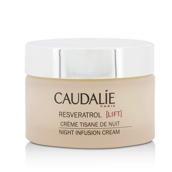 Caudalie Resveratrol Lift Night Infusion Cream  50ml/1.7oz
