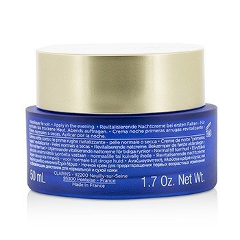 Multi-Active Night Targets Fine Lines Revitalizing Night Cream - For Normal To Dry Skin  50ml/1.7oz