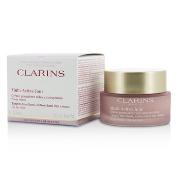 Multi-Active Day Targets Fine Lines Antioxidant Day Cream - For Dry Skin  50ml/1.6oz