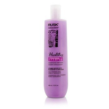 Rusk Sensories Healthy Blackberry & Bergamot Strengthening Shampoo (New Packaging)  400ml/13.5oz