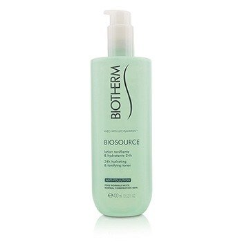 Biotherm Biosource 24H Tónico Hidratante & Suavizante - Para Piel Normal/Mixta  400ml/13.52oz