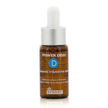 Power Dose D Sunshine Vitamin For Skin 17.7ml/0.6oz
