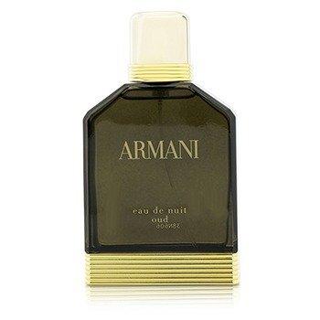 Armani Eau De Nuit Oud Eau De Parfum Spray  100ml/3.4oz