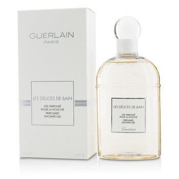 Les Delices De Bain Perfumed Shower Gel  200ml