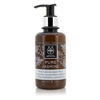 Pure Jasmine Moisturizing Body Milk  200ml/7.09oz