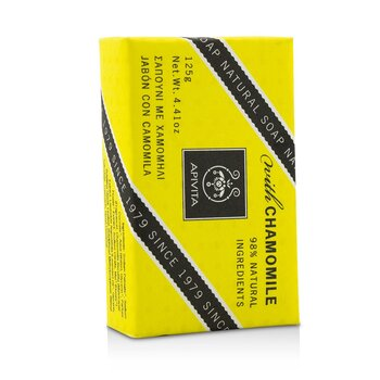 Natural Soap With Chamomile  125g/4.41oz