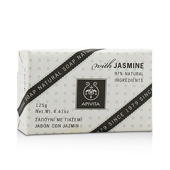 Natural Soap With Jasmine  125g/4.41oz