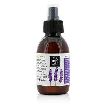 Eco-Bio Baby & Kids Natural Caring Oil With Lavender & Calendula  150ml/5.1oz