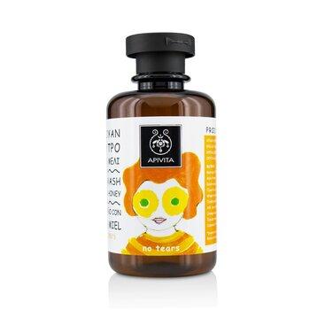 Kids Hair & Body Wash With Tangerine & Honey  250ml/8.5oz