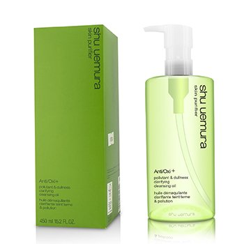 Anti/Oxi+ Pollutant & Dullness Clarifying Cleansing Oil  450ml/15.2oz