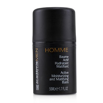 Académie Bálsamo Men Active Moist & Anti-brilho   50ml/1.7oz