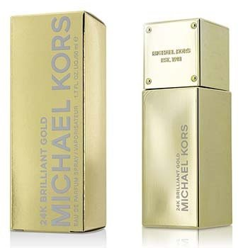 24K Brillant Gold Eau De Parfum Spray  50ml/1.7oz
