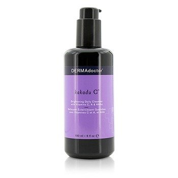 Kakadu C Brightening Daily Cleanser  180ml/6oz