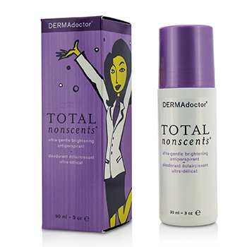 مضاد تعرق مفتح فائق اللطف Total Nonscents 90ml/3oz