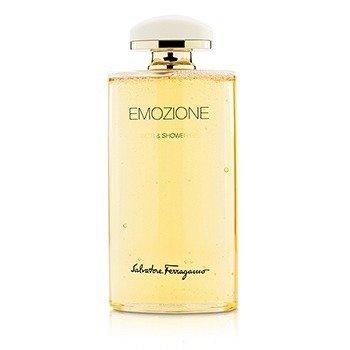 Emozione Bath & Shower Gel  200ml/6.8oz