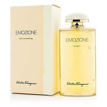 Salvatore Ferragamo Emozione Bath & Shower Gel  200ml/6.8oz