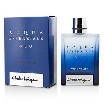 Salvatore Ferragamo Acqua Essenziale Blu After Shave Lotion  100ml/3.3oz